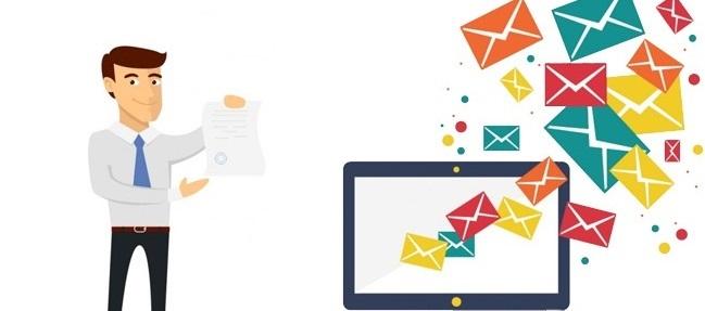 массовая рассылка email писем
